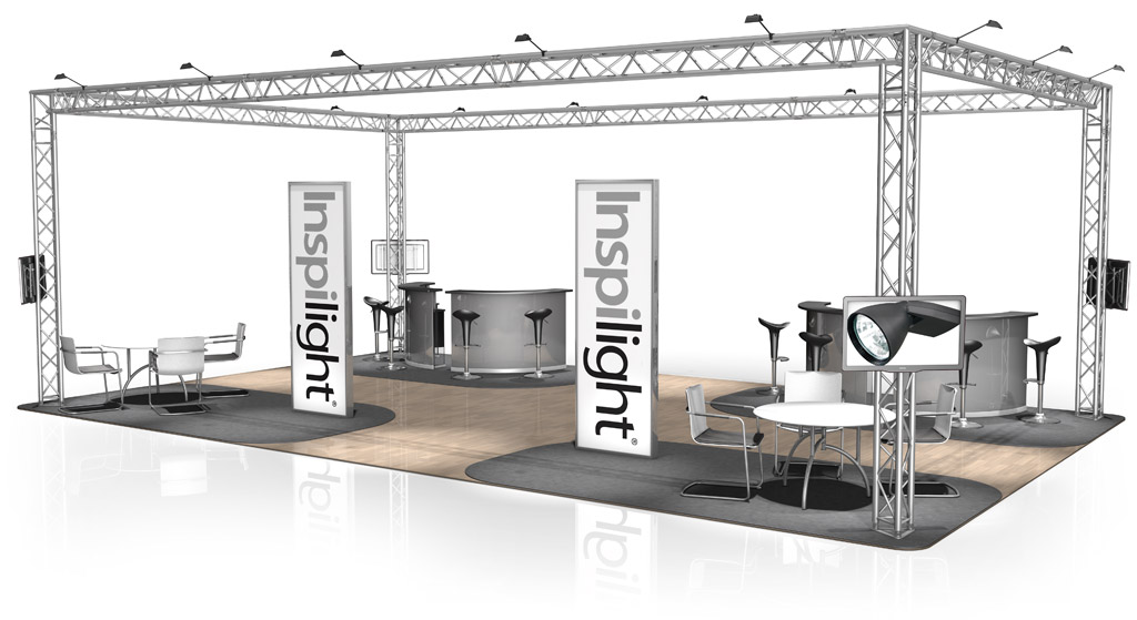 Exhibition Stand Structure : Exhibition stands naxpro truss