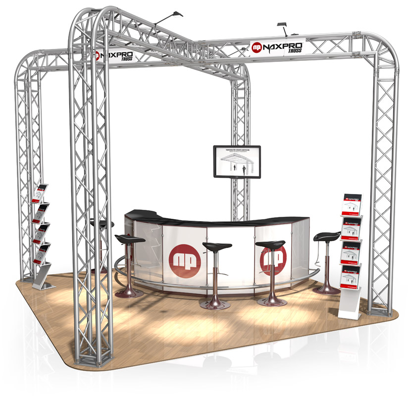 Exhibition Stand Truss : Exhibition stands naxpro truss